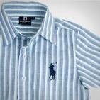 Фото: Рубашка с коротким рукавом (артикул RL 30004-different) - изображение 5