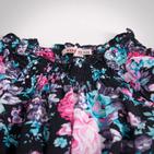 Фото: KENZO. Платье  (артикул O 50022-flowers) - изображение 5