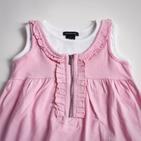 Фото: Платье с молнией на груди (артикул СК 50002-light pink) - изображение 6