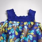 Фото: Cherokee платье с кружевными бретелями (артикул O 50024-blue flowers) - изображение 6