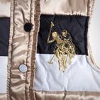 Фото: U.S. Polo Жилет золотой (артикул O 10008-gold) - изображение 5