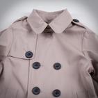 Фото: Плащ без пояса (артикул Z 10013-beige) - изображение 5