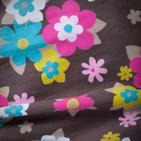 Фото: Платье вельветовое (артикул Z 50030-flowers) - изображение 6