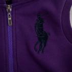 Фото: Жилет с капюшоном (артикул RL 20024-violet) - изображение 5