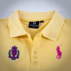 Фото: Футболка с гербом (артикул RL 40022-yellow) - изображение 5