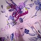 Фото: Платье с мелкими цветами (артикул Gs 50009-light violet) - изображение 5