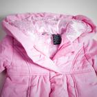 Фото: Пальто демисезонное  (артикул CK 10001-pink) - изображение 5