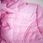 Фото: Пальто демисезонное  (артикул CK 10001-pink) - изображение 6