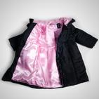 Фото: Пальто демисезонное (артикул CK 10001-black) - изображение 5