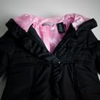 Фото: Пальто демисезонное (артикул CK 10001-black) - изображение 6