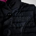 Фото: Пальто демисезонное (артикул CK 10001-black) - изображение 7