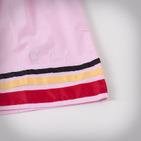 Фото: Платье с полосами на кромке (артикул B 50033-pink) - изображение 5