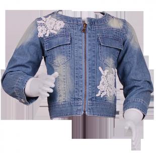 Miss Grant. Пиджак с белым кружевом
