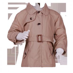 Классический плащ H&M с карманами