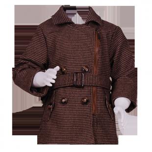 Massimo Dutti. Пальто с косой молнией.