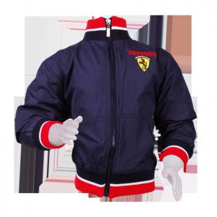 Ferrari*. Куртка с логотипом бренда