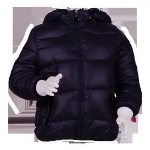 Ferrari*. Куртка утепленная с капюшоном