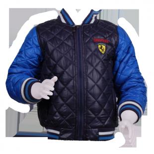 Ferrari*. Стеганая куртка с эффектом жилета