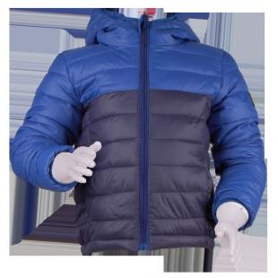 . Куртка стеганая с капюшоном