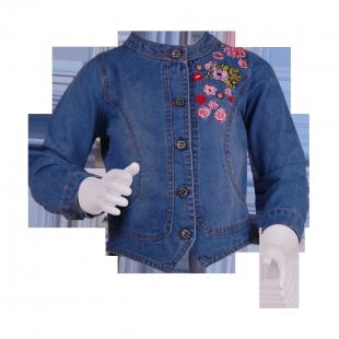 Детская джинсовая курточка Marc Jacobs