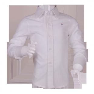 Tommy Hilfiger. Рубашка с логотипом бренда