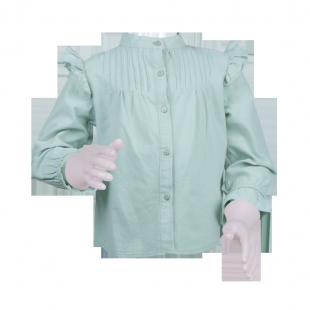 . Блузка с длинным рукавом