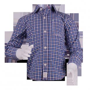 Детская рубашка Carters в клетку