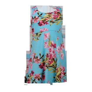 Monsoon. Платье с цветочным принтом