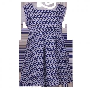 Catimini. Платье с орнаментом
