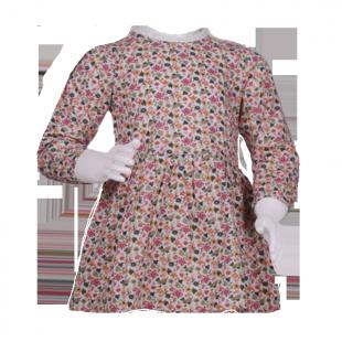 Mini Boden. Платье с мелким принтом