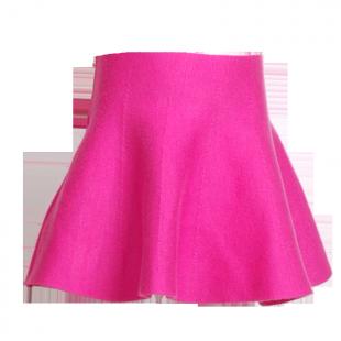 Фото: Pinco Pallino. Юбка  солнце-клеш (артикул O 50227-pink) - изображение 2