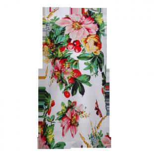 Платье с ягодками