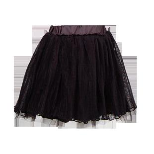 Пышная школьная юбочка