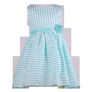 . Полосатое платье для девочки Marc Jacobs