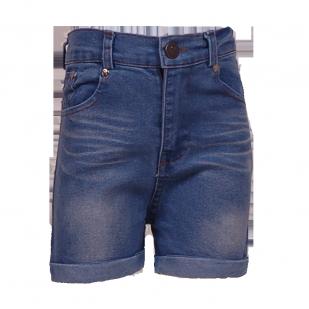 Стильные джинсовые шорты для детей купить