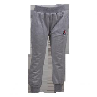 . Серые спортивные штаны Монклер