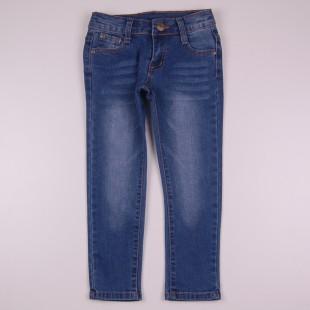 Фото: Синие детские джинсы Armani (артикул O 60130-jeans) - изображение 3