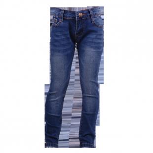 . Синие детские джинсы Armani