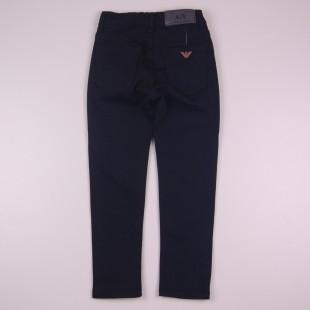 Фото: Фирменные детские джинсы Armani  (артикул O 60132-black) - изображение 4