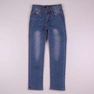 Фото: Детские джинсы D&G с потертостями (артикул O 60133-jeans) - изображение 3