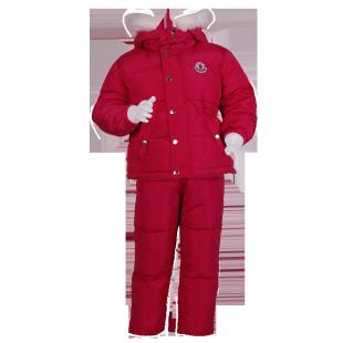 . Детский зимний костюм