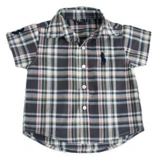 Фото: Рубашка с коротким рукавом  (артикул RL 30004-different) - изображение 2