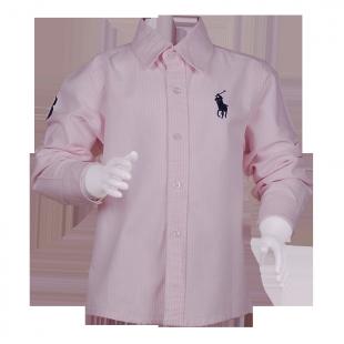 . Рубашка с цифрой на рукаве