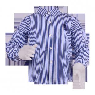 . Полосатая рубашка Ralph Lauren для мальчика