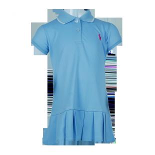 Фото: Детское платье Polo  (артикул RL 50002-light blue) - изображение 2