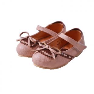Туфли с тонким бантиком