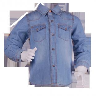 Лаконичная рубашка Zara для детей
