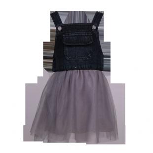 Детская юбка и укороченный топ Zara