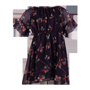 . Легкое платье Zara для девочки на лето