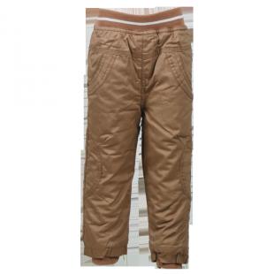 Фото: Штаны с утеплителем синтепон на 2-3 года (артикул Z 60035-beige) - изображение 2